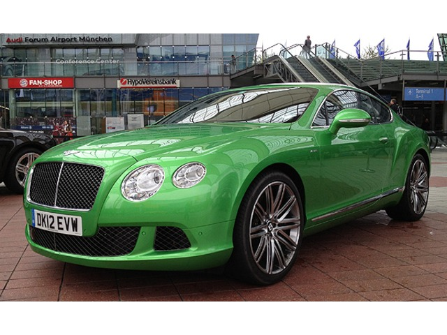 Bentley Continental XL